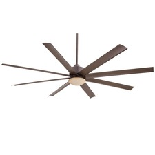 Slipstream Ceiling Fan with Light
