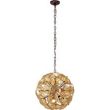 Fiori 12 light pendant