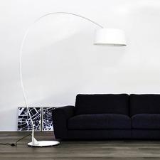 Divina Arco Floor Lamp