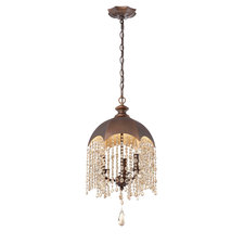 Ombrello 3 Light Pendant