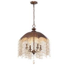 Ombrello 4 Light Pendant