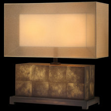 Quadralli Wide Table Lamp