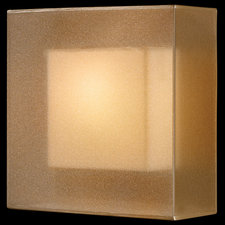 Quadralli Coupe Wall Light