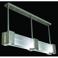 Crystal Bakehouse Linear Downlight Pendant