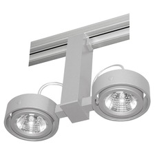 T812 Trac-Master Duo Open Back MR16 Lamp Holder