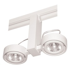 T812 Trac-Master Duo Open Back Low Voltage MR16 Lamp Holder