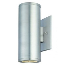 Silo LED Dual Outdoor Wall Light