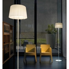 Cloth Floor Lamp