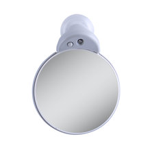 10x/5x Dual Sided LED Spot Light Mirror