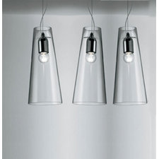 Cheope 3 Light Pendant