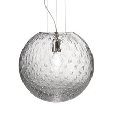 Bolle Large Off Center Pendant