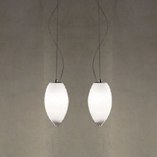 Baco 2 Light Center Pendant