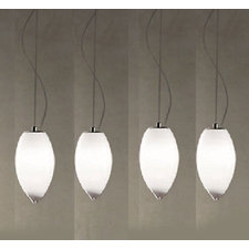 Baco 4 Light Linear Pendant