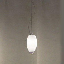 Bacona Off Center Pendant