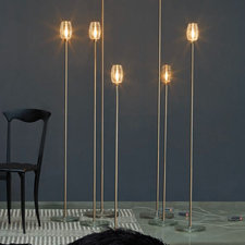 Damasco Floor Lamp