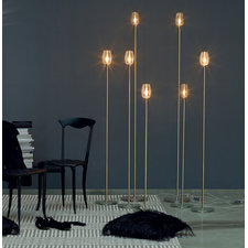 Damasco Halogen Floor Lamp