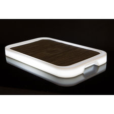Tron LED Lighted Tray