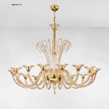 1460 One Tier Chandelier