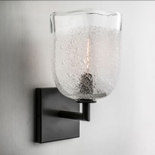 Bubble Square Elbow Wall Light