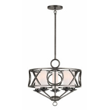 Odette Glass Shade Pendant