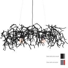 Little People Rectangular Outdoor Hanging Lamp