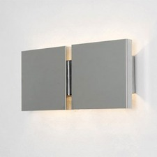 Square 2G Wall Sconce