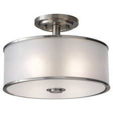Casual Luxury Semi Flush Mount