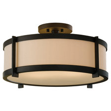 Stelle Semi Flush Ceiling Light