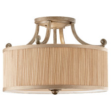 Abbey Semi Flush Mount