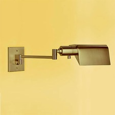 Face Pared Swing Arm Lamp