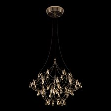 Crystal Galaxy Chandelier