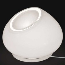 Curling Small Table Lamp