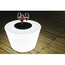 Bass Wireless Lighted Coffee Table