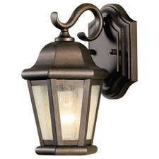 Martinsville Small Outdoor Wall Sconce