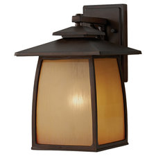 Wright House Outdoor Wall Sconce
