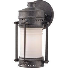 Dockyard Outdoor Wall Sconce