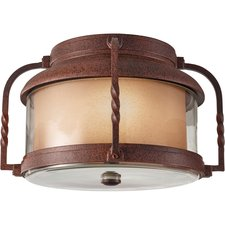 Menlo Park Outdoor Ceiling Light Fixture