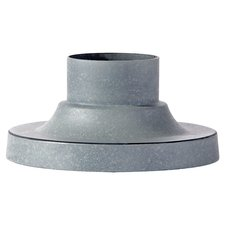 Round Pier Mounting Pier and Post Accessory