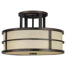 Fusion Semi Flush Ceiling Light