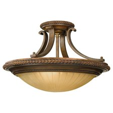 Kelham Hall Semi Flush Ceiling Light