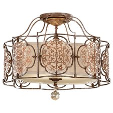 Marcella Semi Flush Ceiling Light