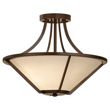 Nolan Semi Flush Ceiling Light