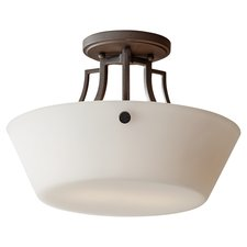 Weston Semi Flush Ceiling Light
