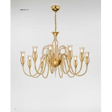 1022 One Tier Chandelier