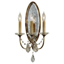 Valentina 3 Light Wall Sconce