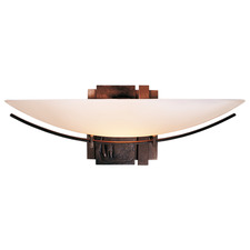 Oval Impressions Wall Light