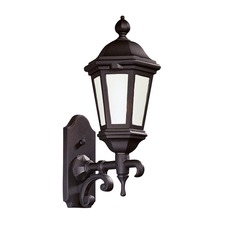 Verona Outdoor Fluorescent Up Wall Sconce
