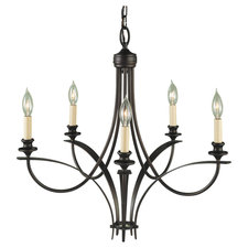 Boulevard Single Tier Chandelier