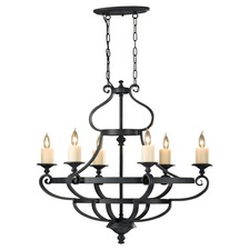 Kings Table Chandelier