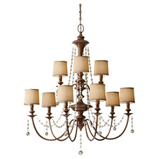 Clarissa 9 Light Chandelier